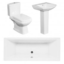 Revive Quatro 1700x700 Bath Suite Deal