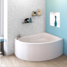Cadenza 1495x950 Right Hand Corner Bath with Legset