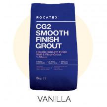 Rocatex CG2 Smooth Finish Vanilla 5kg Grout Bag