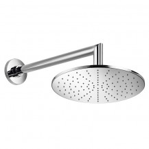 Albano Round Large Showerhead with 420mm Shower Arm