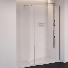 Trinity Premium 10mm 2000 x 250 Return Shower Screen