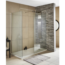Premier 1400mm Wetroom Screen & Support Bar