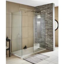 Premier 760mm Wetroom Screen & Support Bar