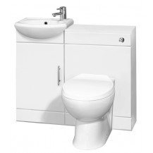 Premier Cloakroom Packs Sienna Cloakroom Pack W/out Mono Basin