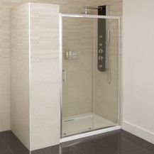 Aqualine™ 4mm 1200 Sliding Shower Door