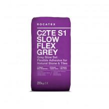 Rocatex Grey Slow Set Flexible 20kg Adhesive