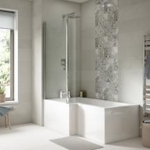 Premier Bath Panels Shower Bath End Panel 700mm