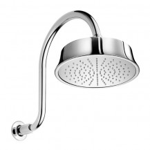 Round Showerhead with 277mm Shower Arm