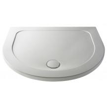 Premier D Shape Shower Tray 1050mm