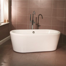 Tub 1600 x 790 Double Ended Freestanding Bath