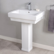 Turin™ Basin and Pedestal