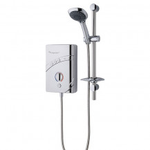 MX Inspiration QI Chrome 10.5kW Electric Shower