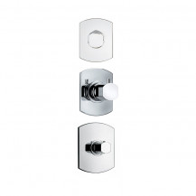 Vanda 3 Outlet Thermostatic Valve