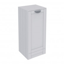 Nottingham White Single Door Storage Unit