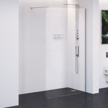 Trinity Premium 10mm 2000 x 1000 Wet Room Shower Screen