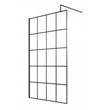 Hudson Reed 1100mm Framed Wetroom Screen