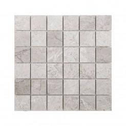 Silver Beige Honed Wall/Floor Mosaic