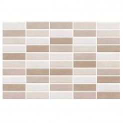 Mr Serpal Beige Linea Wall Tile