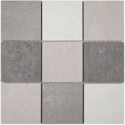 Cementi Mix Porcelain Wall/Floor Mosaic