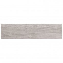 Trendwood Platinum Glazed Porcelain Rectified Floor Tile