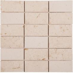 Ankara Irish Cream Wall/Floor Mosaic
