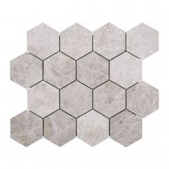 Bolu Silver Beige WallFloor Mosaic