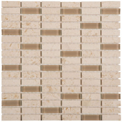 Kas Irish Cream Wall Mosaic