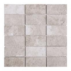 Van Silver Beige Wall/Floor Mosaic