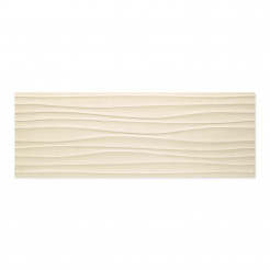 Magic Beige Wave Décor Wall Tile