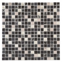 Jewel Black Wall Mosaic