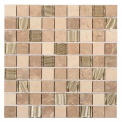 Artisan Cream Wall Mosaic
