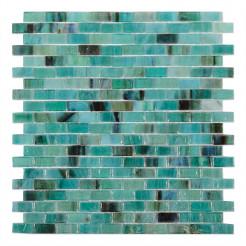 Nevis Green Wall Mosaic
