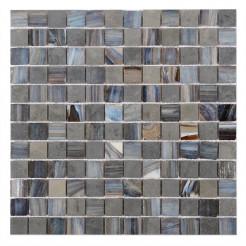 Coco Black Wall Mosaic