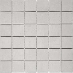 Cementi Light Grey Porcelain Wall/Floor Mosaic