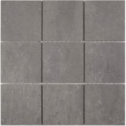 Cementi Dark Grey Porcelain Wall/Floor Mosaic