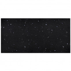 Gemstone Midnight Black Wall/Floor Tile
