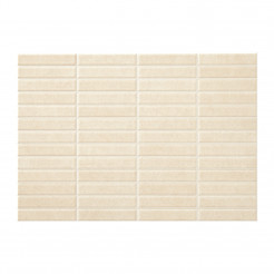 Urbana Crema Relieve Wall Tile