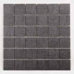 Quattro Black Wall/Floor Mosaic
