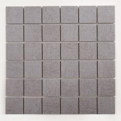 Quattro Titanium Wall/Floor Mosaic
