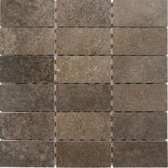 Onix Marron Wall/Floor Mosaic