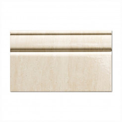 Marmo D Bianco Alzata Skirting Wall Tile