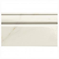 Calacatta Alzata Skirting Wall Tile