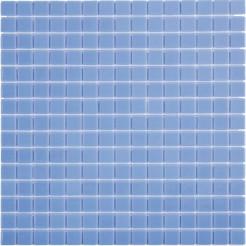 Cornflower Blue Wall Mosaic