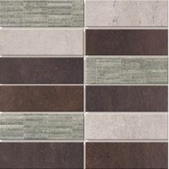 Epsilon Malla Perla Wall/Floor Mosaic