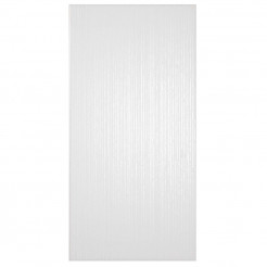 Laura Ashley Cottonwood Linear White Field Wall Tile