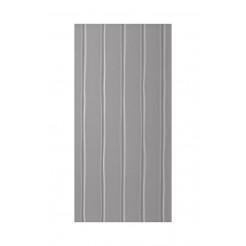 Conran Flow Smoke Satin Wall Tile