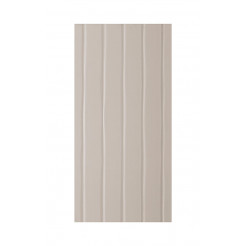 Conran Flow Putty Satin Wall Tile