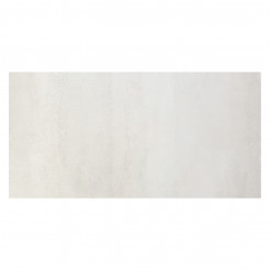 Shanon White Glazed Porcelain Wall/Floor Tile