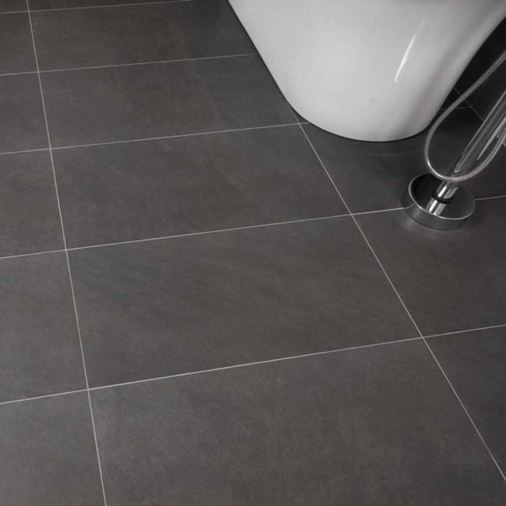 Large Format Ego Coal Glazed Porcelain Wall Floor Tile