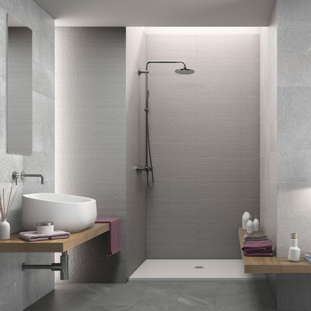 muro globe gris wall tile. Black Bedroom Furniture Sets. Home Design Ideas